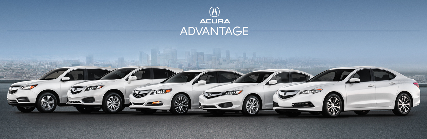 Michigan Acura Advantage Leasing Program