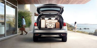 Acura MDX Power Liftgate