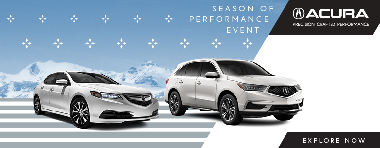 Michigan Acura Season Of Performance Event