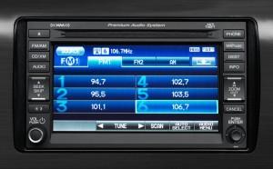 Honda i-MID Display