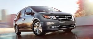 2014 Honda Odyssey Tier 2 Crop