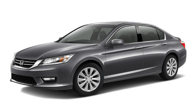 2015-Accord EX-L V-6 with Navigation