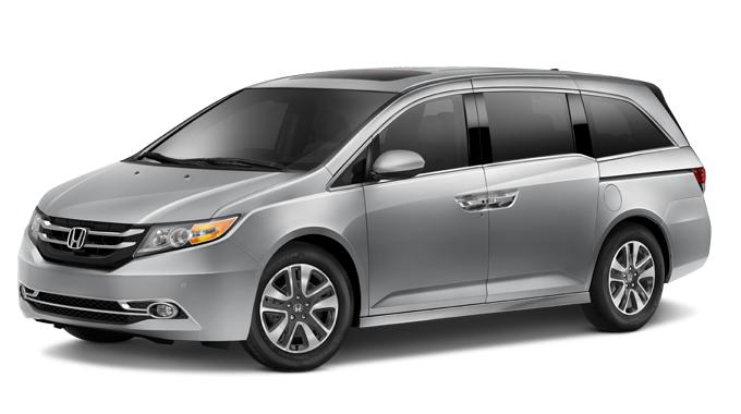 2015 Odyssey Touring Elite