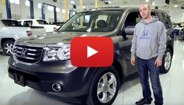 Honda Pro Jason 2015 Pilot Video
