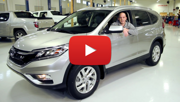 Honda Pro Jason CR-V Video