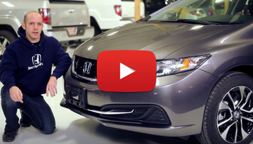 Honda Pro Jason Civic Video