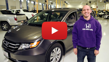 Honda Pro Jason Odyssey Video