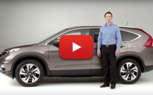 2015-CR-V-Overview-Video