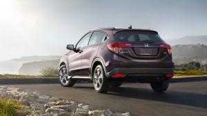 2016 Honda HR-V Exterior3