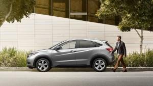 2016 Honda HR-V Exterior2