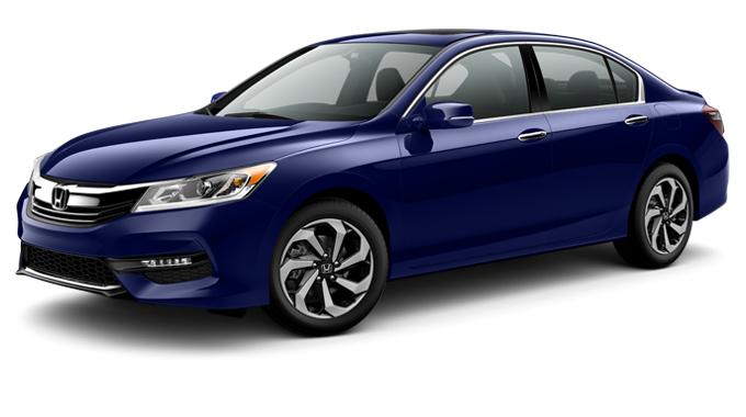 2016 Honda Accord Sedan EX-L V-6