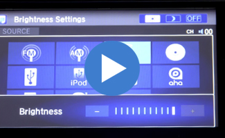 Honda CR-V Display Audio Settings