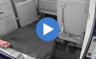 Honda Odyssey Magic Seat