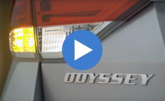 Honda Odyssey Turn Signals