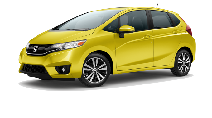 2017 Honda Fit EX-L with Navigation