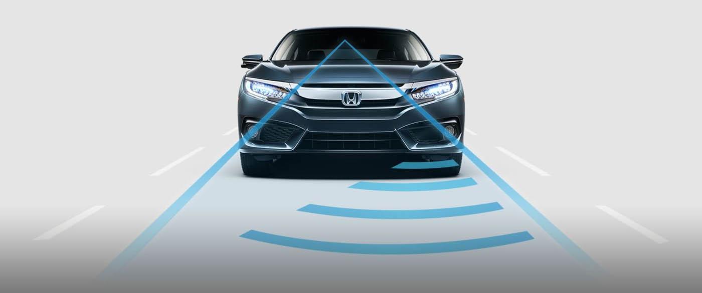 Honda Civic Adaptive Cruise Control