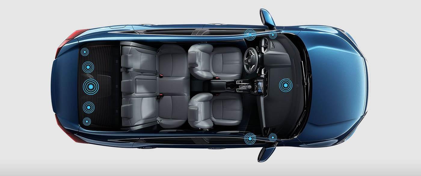 Honda Civic Audio Overview