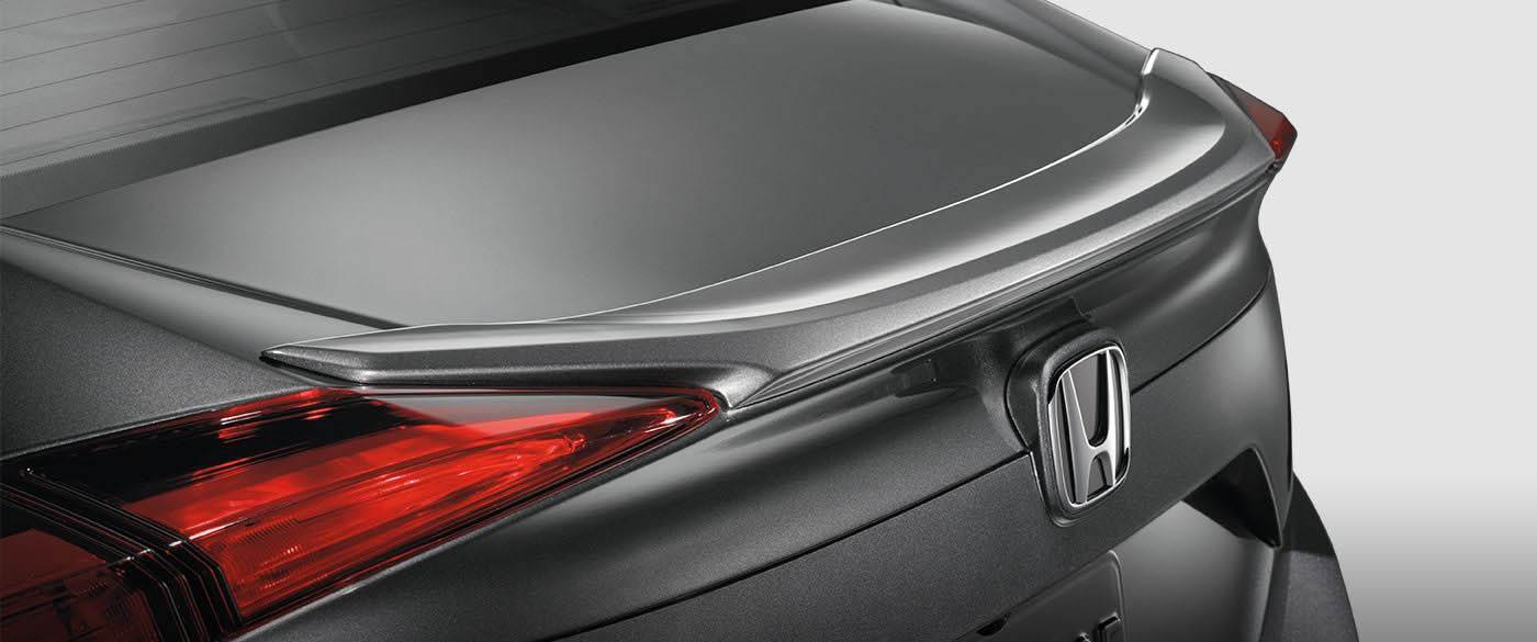 Honda Civic Decklid Spoiler