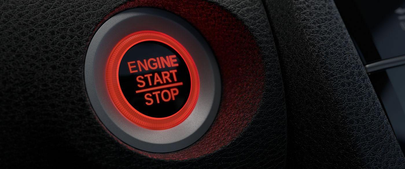 Honda Civic Push Button Start