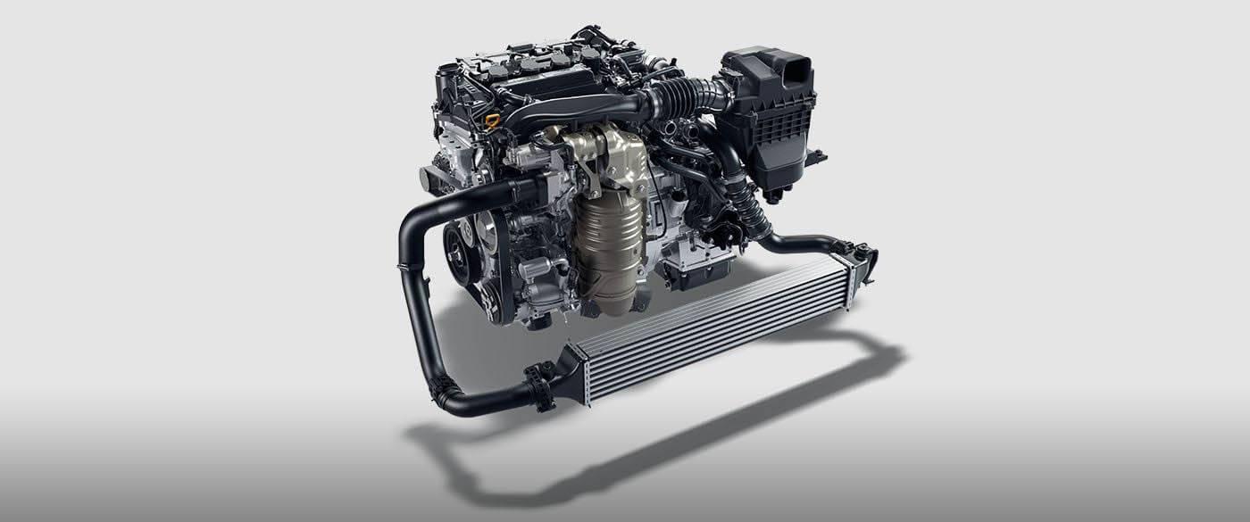 Honda Civic Turbo Engine