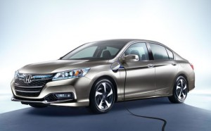 Drivers Seeking A Fuel Efficient Car For 2015 Should Consider The 2014 Honda  Accord Plug In Hybrid. It Takes The Good Looks Of A Classic Sedan And Drops  One ...