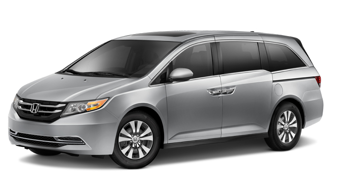 2015 Odyssey EX-L with RES