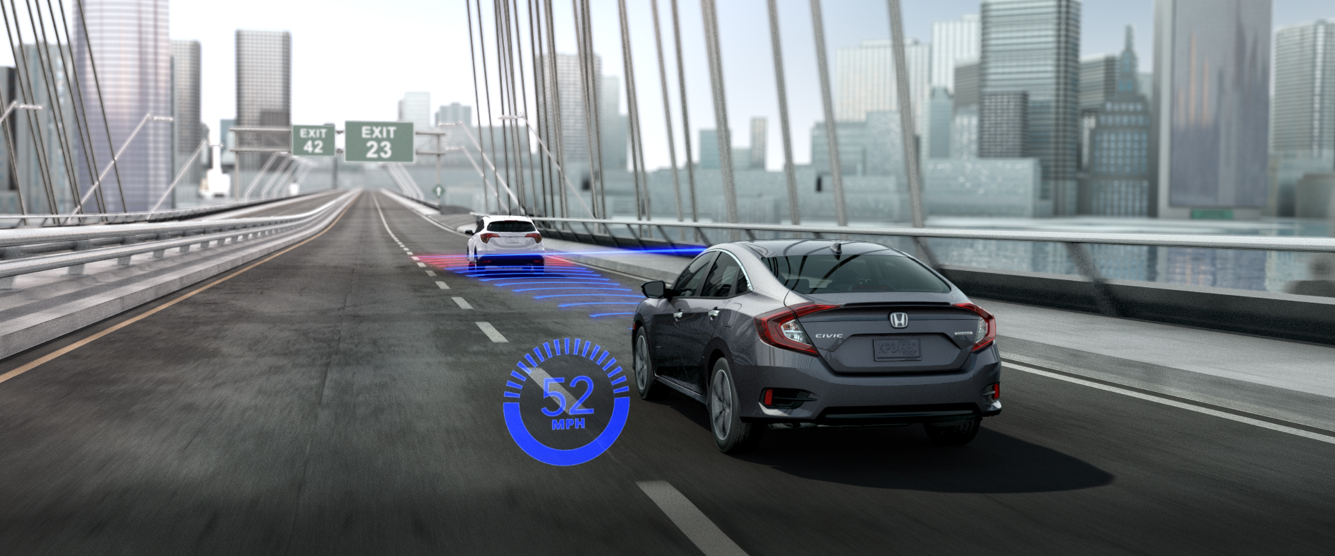 Honda Civic Adaptive Cruise Control