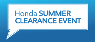 Finance a new vehicle in the honda summer clearance event for Motor werks honda coupons