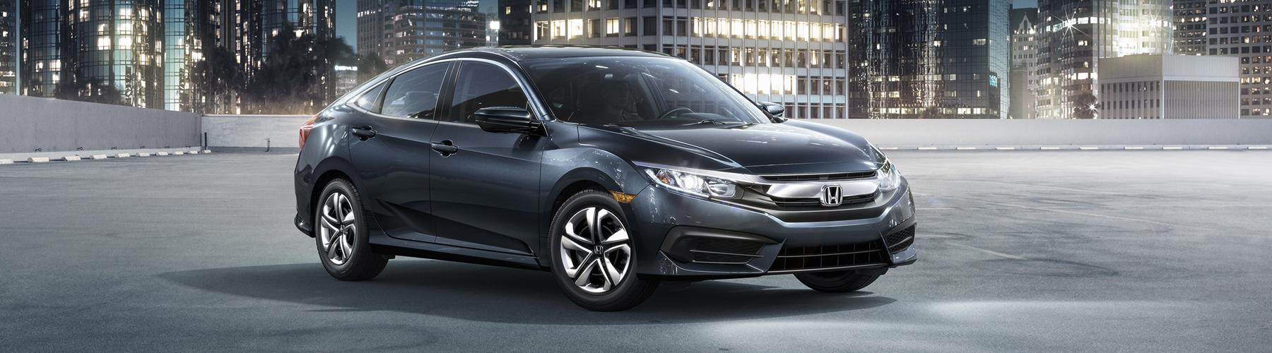 2016 Honda Civic Sedan Metro Milwaukee Honda Dealers
