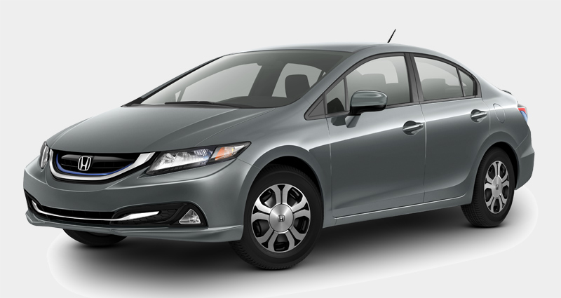 2016 Honda Civic Hybrid