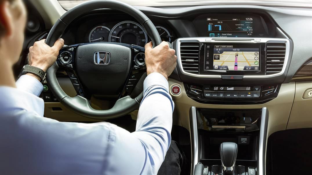 2017 Honda Accord Accident Avoidance