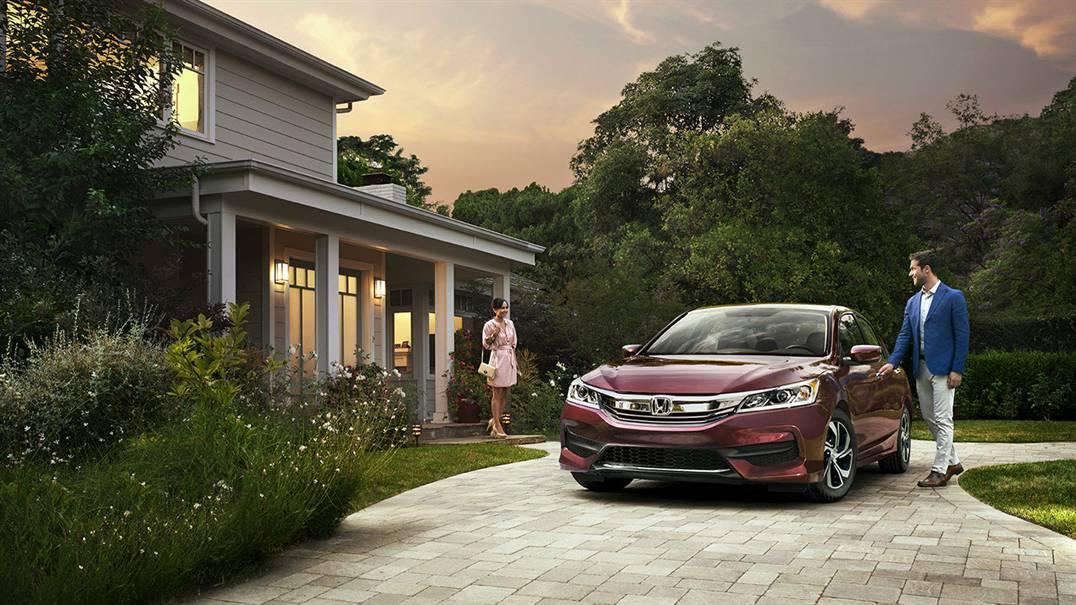 2016 Honda Accord Safety Ratings
