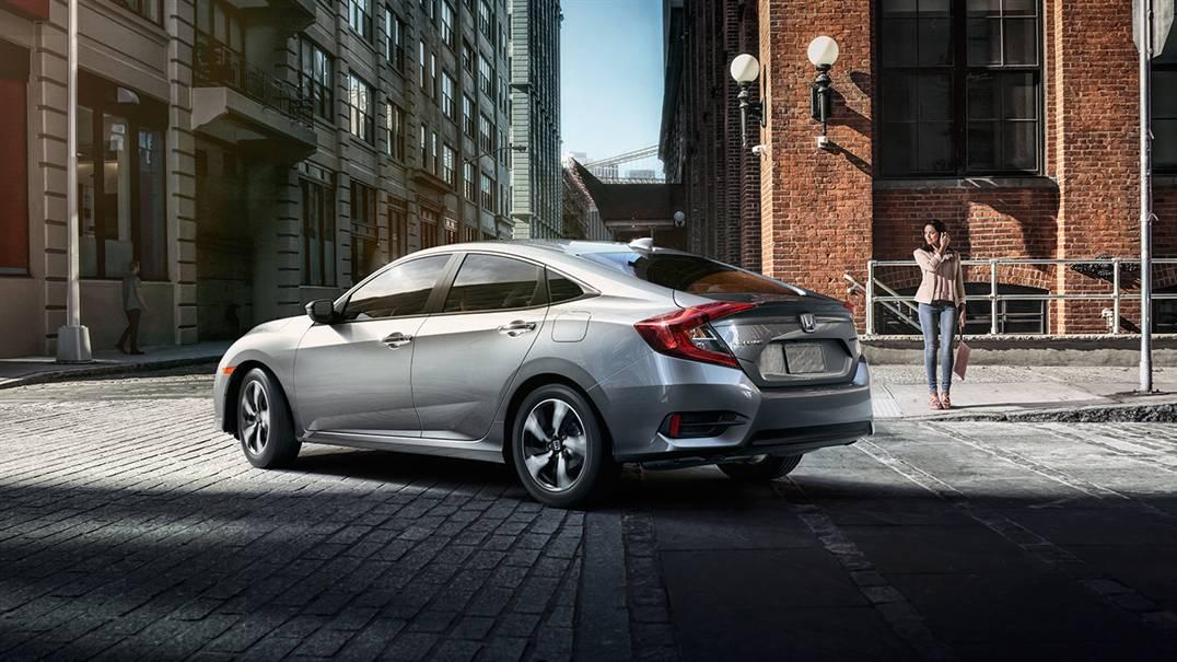 2016 Honda Civic Safety Ratings