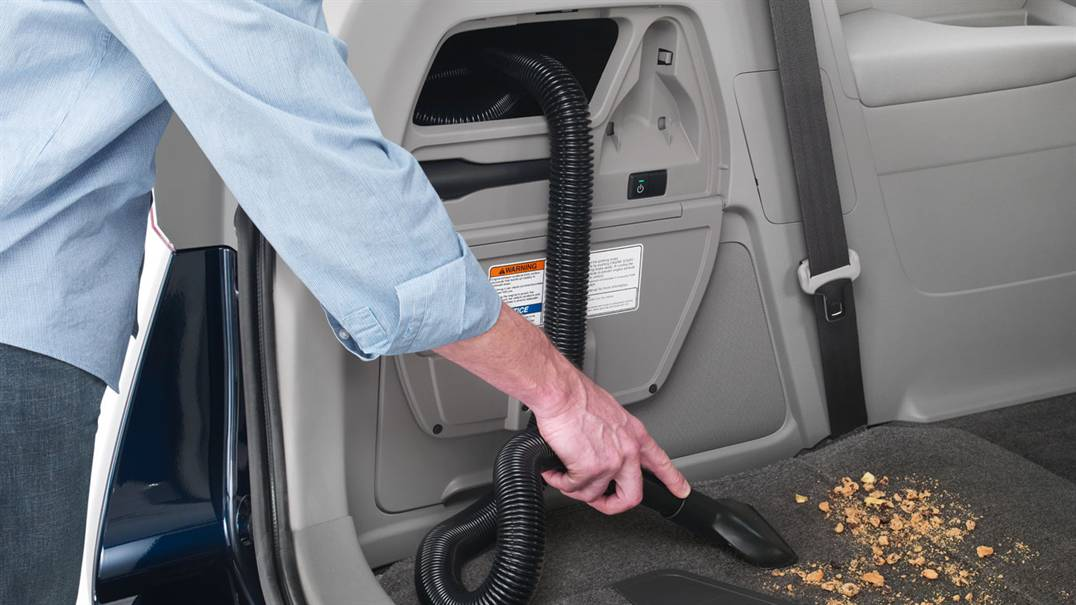 2016 Honda Odyssey Vac