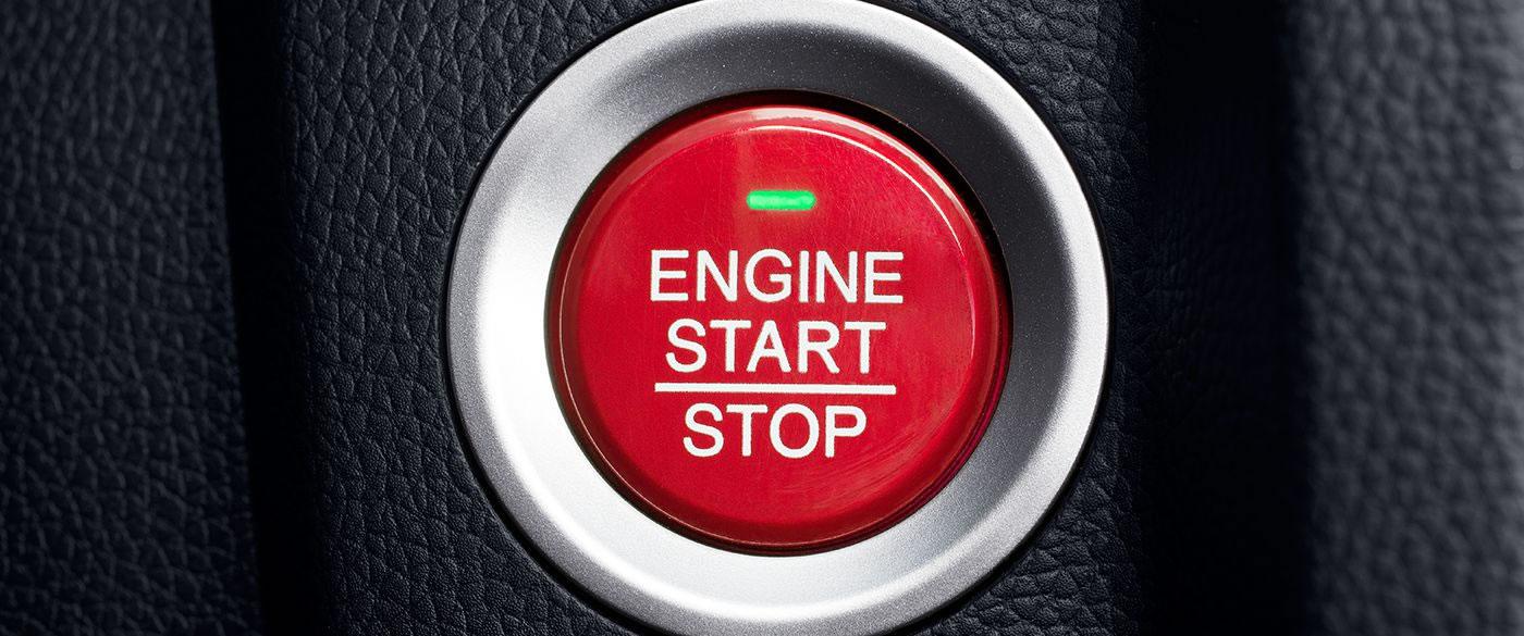 Honda Fit Push Button Start