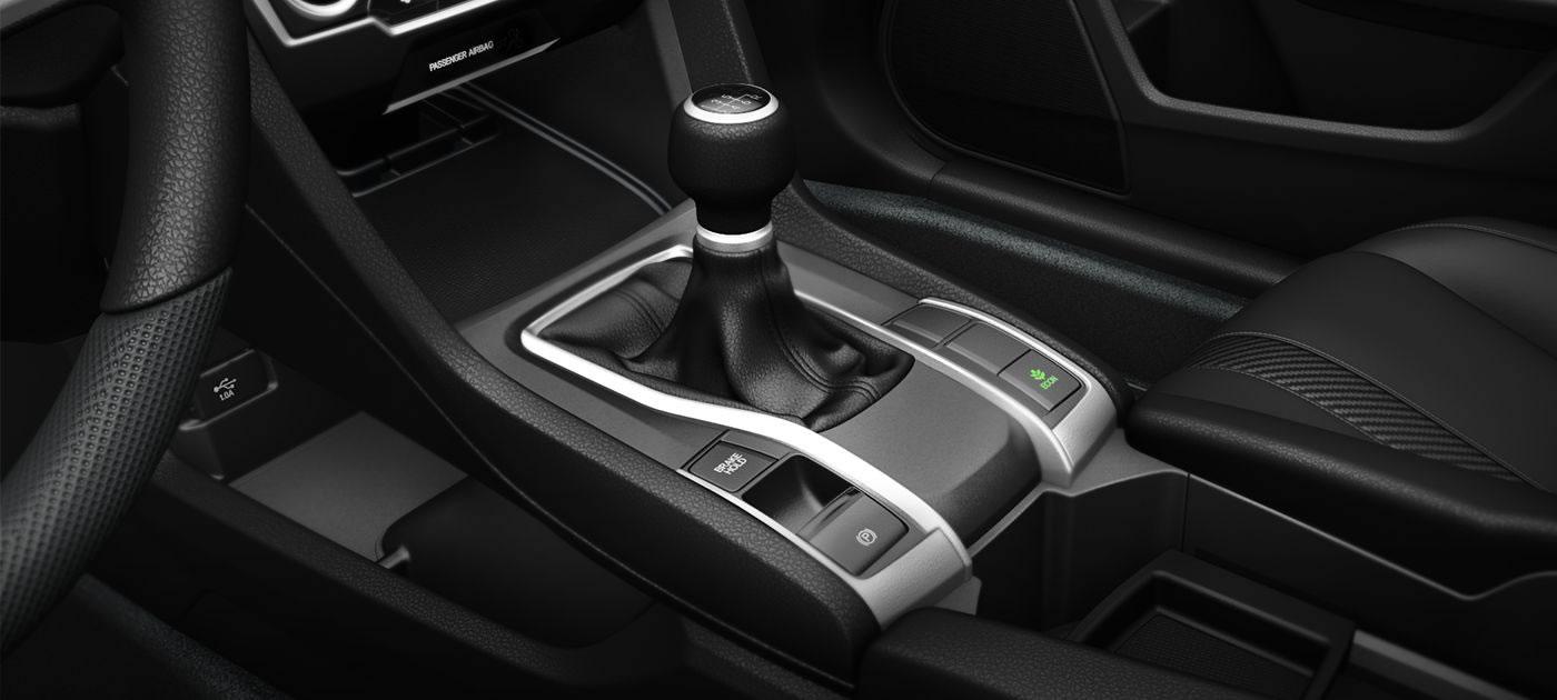 Honda Civic Manual Transmission