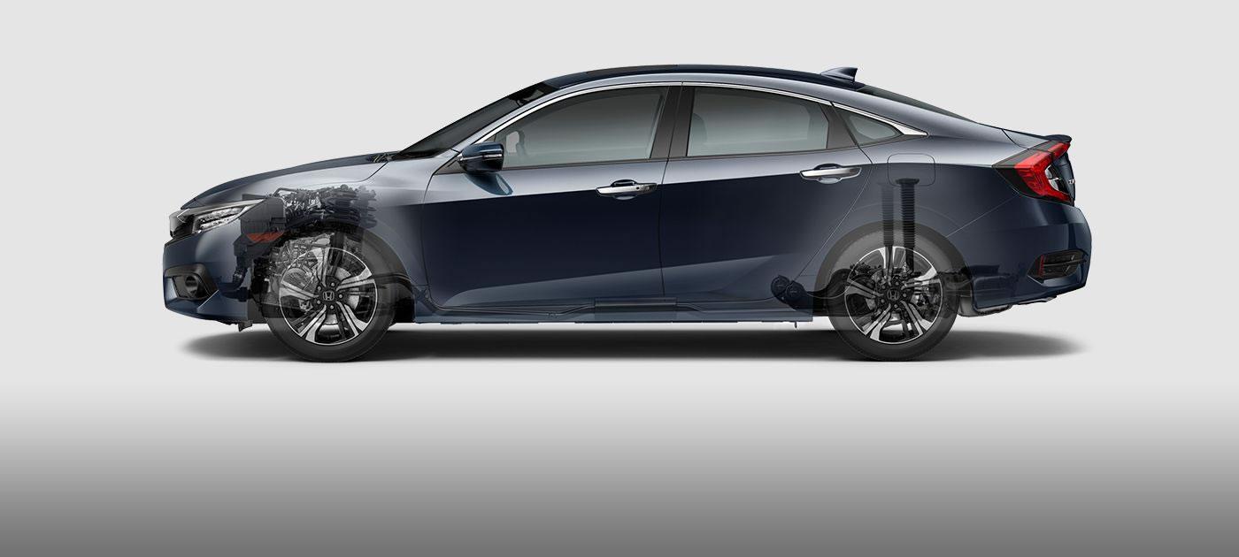 Honda Civic Performance Built