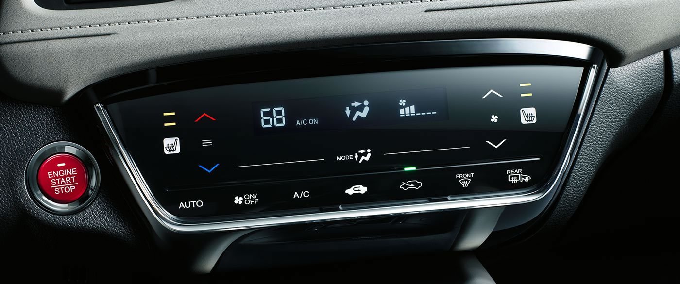 Honda HR-V Automatic Climate Control