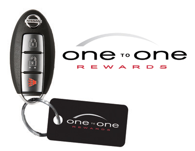 One to One Rewards Program