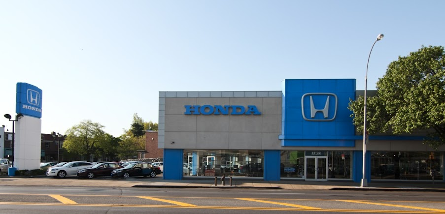 honda and used car dealer brooklyn paragon honda ForParagon Honda Northern Blvd
