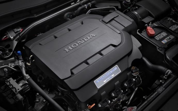 2015 Honda Crosstour Engine