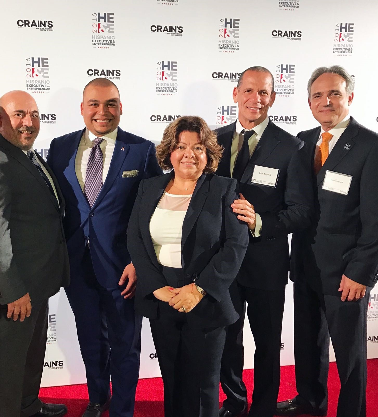 2016 Hispanic Executive & Entrepreneurship Awards