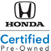 Honda CPO Logo