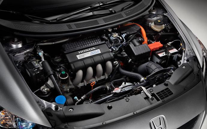 Honda CR-Z Engine