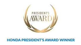 President Awards Winner