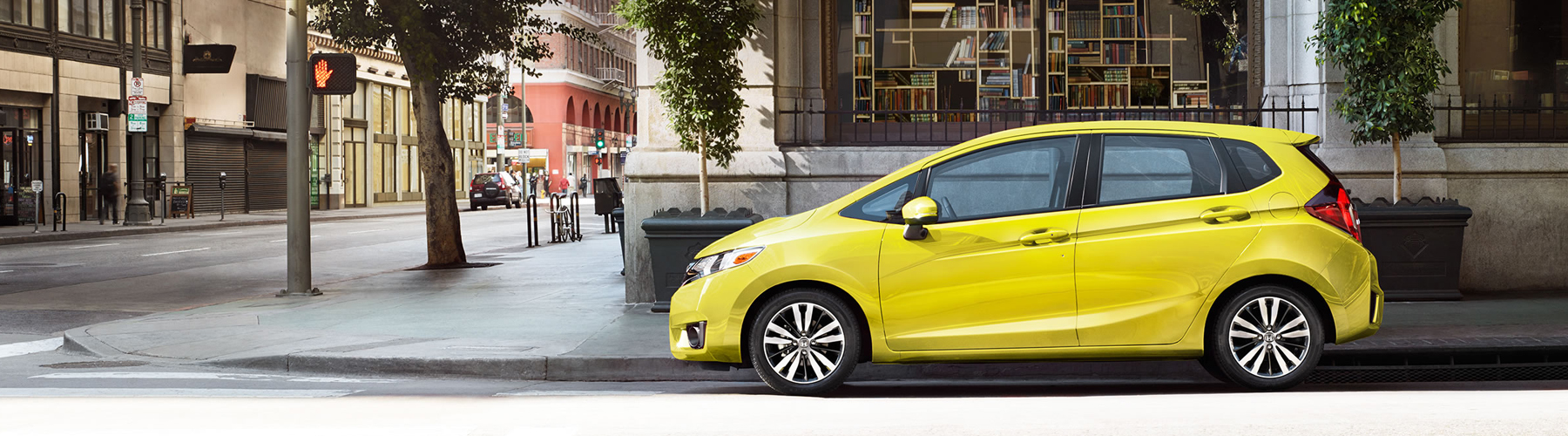 2017-Honda-Fit-Yellow ...