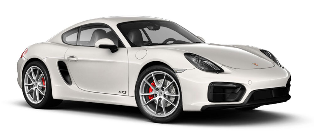 Experience The Energetic 2016 Cayman Gts At Porsche Fremont