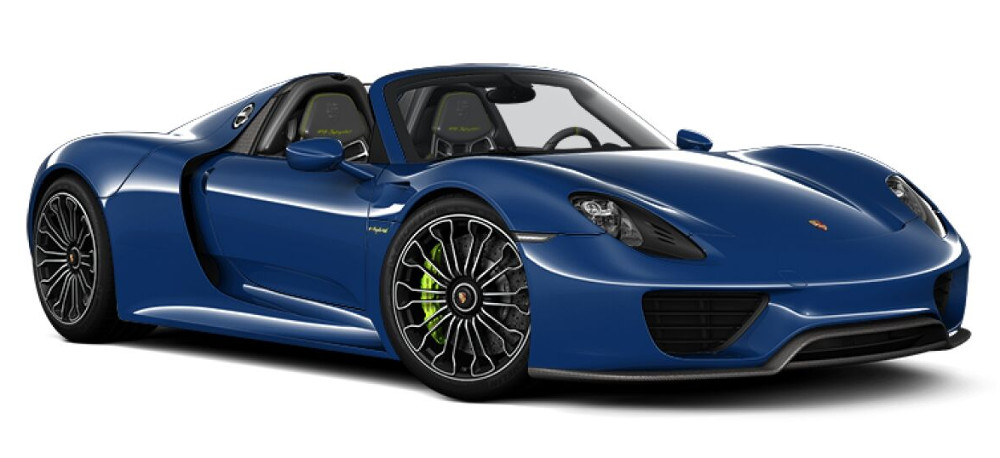 2016 Porsche 918 Spyder One Of Porsche S Star Models