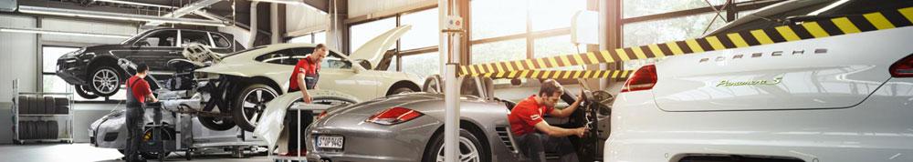 Get Expert Porsche Collision Repair A Half Hour From Palo Alto - Porsche collision repair