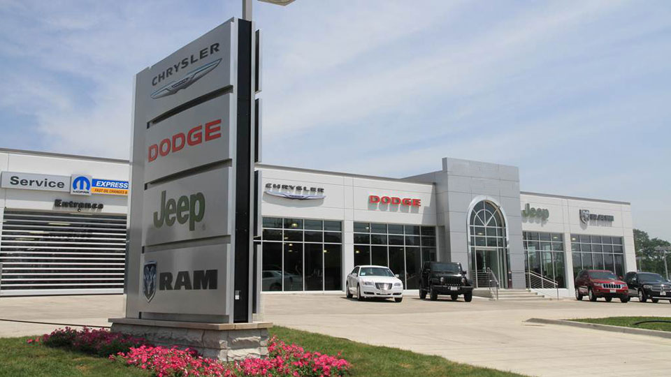 Jeep Service Center Ram Repairs Amp Maintenance Near